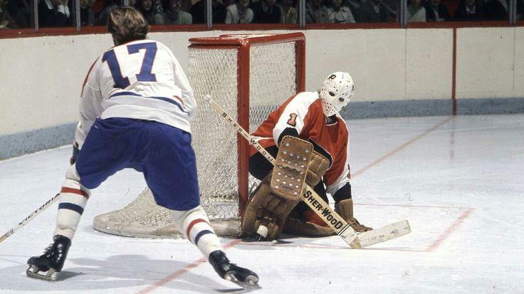 Bernie Parent • Philadelphia Flyers