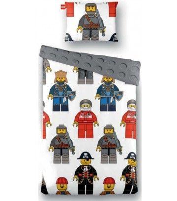 Lego Dekbedovertrekset