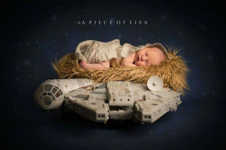 Stac Wars Baby Photo Perfection