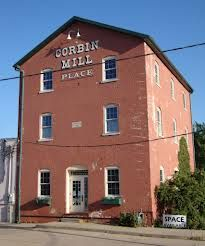 In Liberty, MO, Corbin Mill is a small place with great little shops.  If you go at lunch time be sure to eat in the cafe. Wonderful home cooked food.