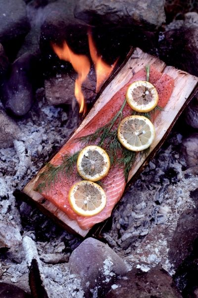 5x perfecte vis voor de BBQ