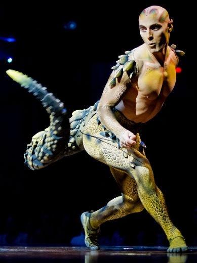 ".Cirque du Soleil - ""Alegria"""