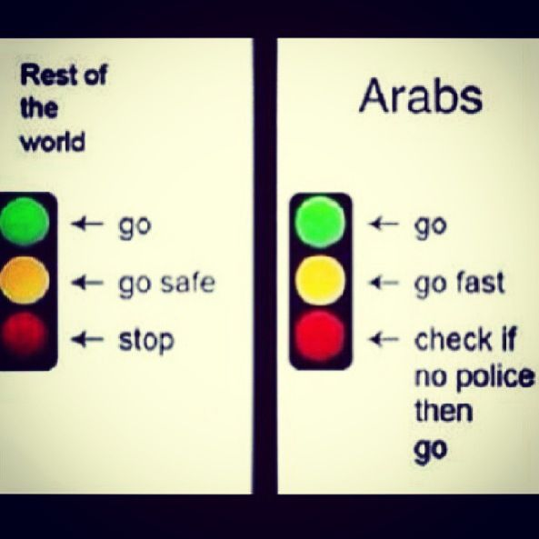 well im arab & im going to tell the truth... THATS ABSOLUTELY TRUE!!!!!!!