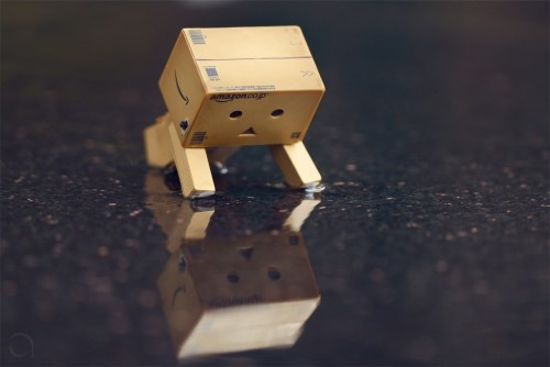 Amazon Box Robot from Box Life