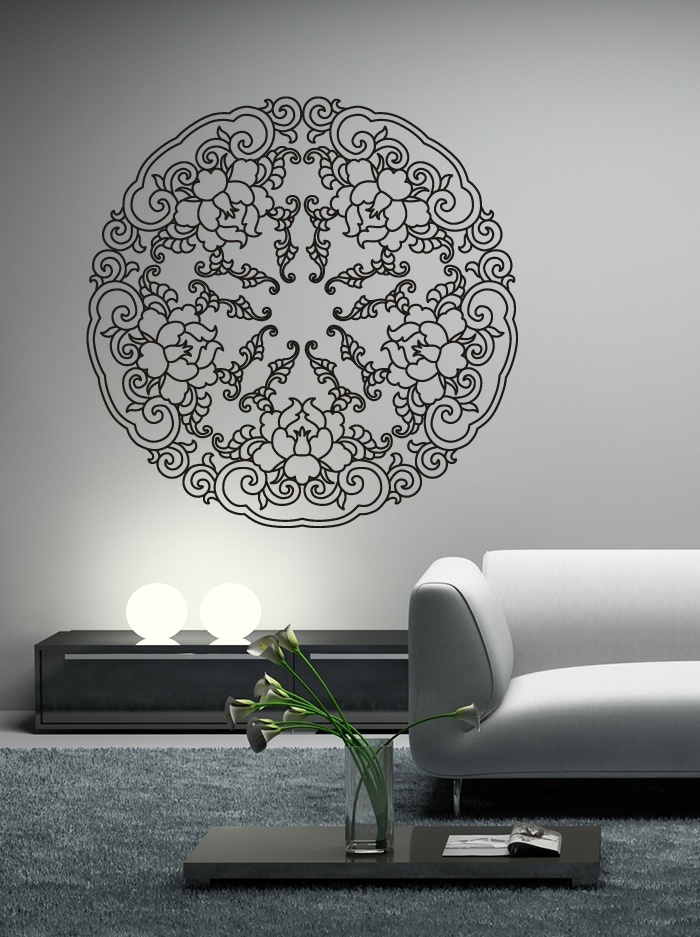 les 25 meilleures images du tableau stickers d co zen sur. Black Bedroom Furniture Sets. Home Design Ideas