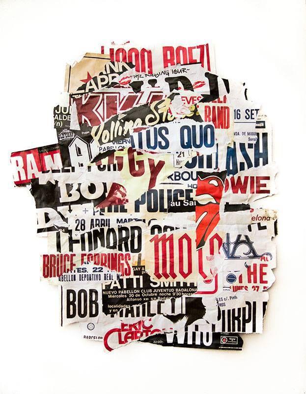 """""""Gay Mercader 1971/2017 Tour Posters"""": ¡algunos los arrancamos de las paredes!"""