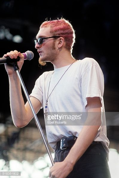 layne staley last photos | Lollapalooza 1993 Stock Photos and Pictures | Getty Images