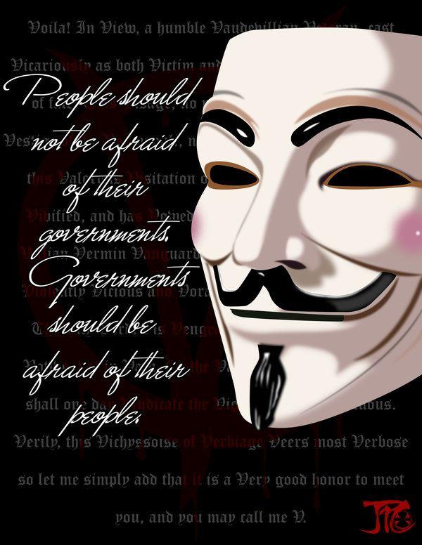 V for Vendetta by sharioon.deviantart.com on @deviantART