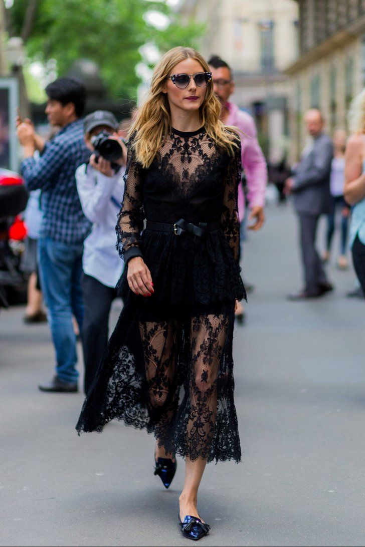 All of our favorite Olivia Palermo dresses, all in one place