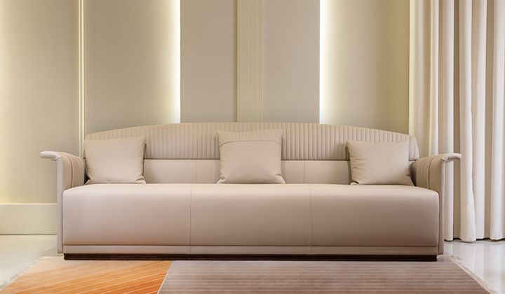 Modern And Refined Furnitures Turri Madison Collection