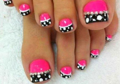 Imagenes De Uñas Decoradas De Los Pies Buscar Con Google Nails