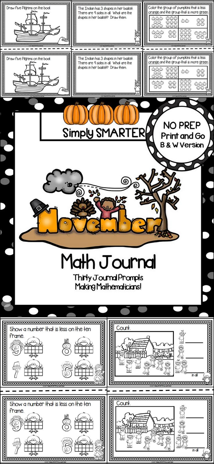 the importance of writing in the math journal I've been thinking a lot about writing in math class so this year i decided to have my students keep a math journal in an effort to incorporate more writing the journal idea is to provide students more opportunities to the longer i teach the more i understand the importance of.