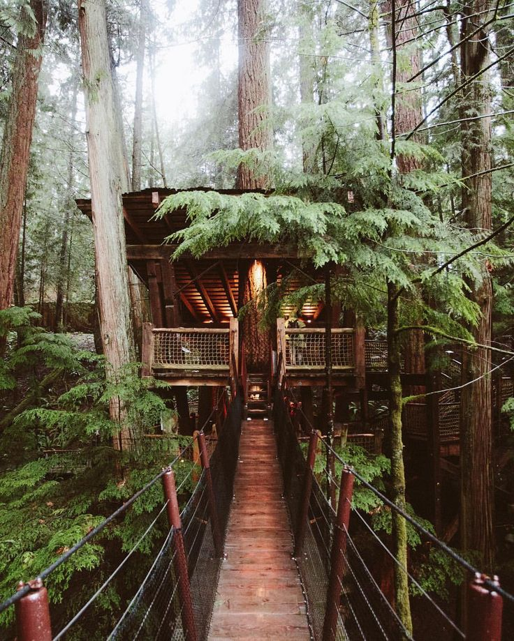 "Passion Passport on Instagram: """"For our entire road trip, it didn't stop raining until the last day. It was exhausting being in a permanent state of hypothermia, but in some places you just didn't care. I remember running around like kids, marveling at how a place like this exists and wanting to never return home."" -@remybrand North Vancouver, BC, Canada #passionpassport"""