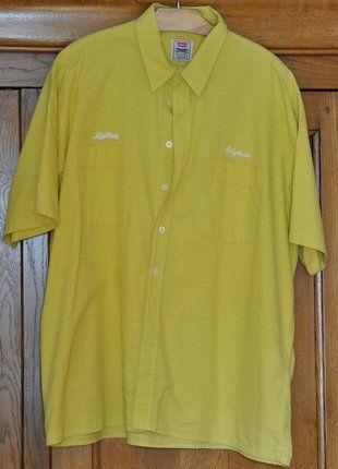 À vendre sur #vintedfrance ! http://www.vinted.fr/mode-hommes/chemises/28063578-tres-belle-chemisette-homme-levis-t-xl