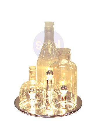 Replica Guido Rosati Bacco 123 Table Lamp