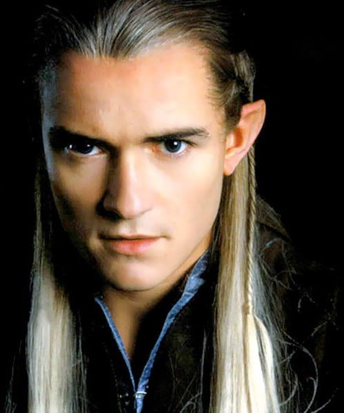 Ok seriously I can't get enough of Legolas, I'm obsessed, it's a serious issue...