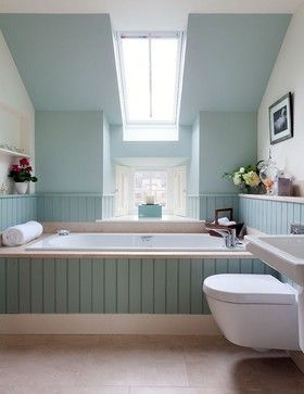 Fife steading conversion - traditional - Bathroom - Other Metro - Robertson Lindsay Interiors