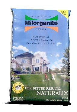 Adding Iron to Your Lawn | Discusses several alternatives, including Ironite and Milorganite.