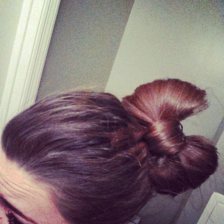 Bow hair!