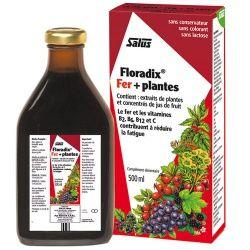 #Floradix Fer + Plantes de #SALUS est une solution naturelle et efficace pour un apport en fer végétal hautement assimilable.