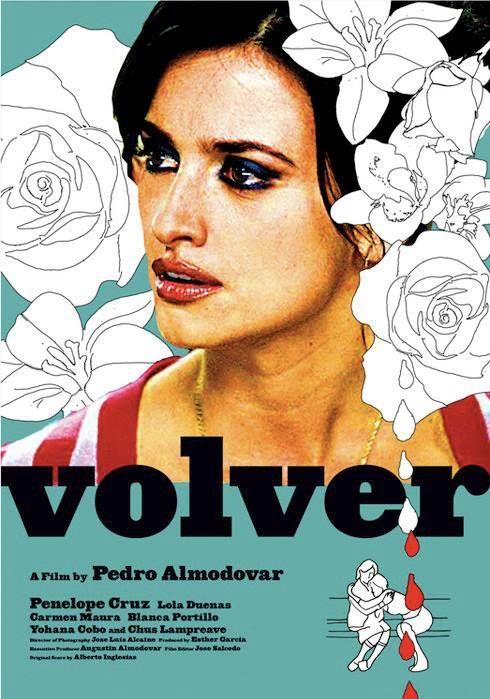 Volver - movie poster