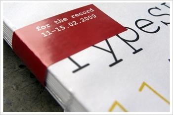 Typeshed11 Symposium. Catherine Griffiths.