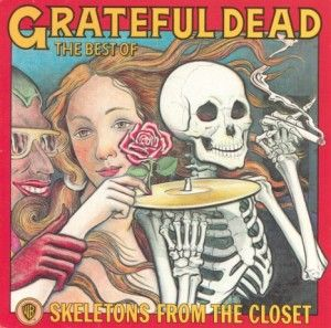 Skeletons from the Closet - LP (Front)
