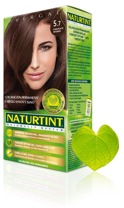 NATURTINT PURE & PROTECT 5.7 - CHOCOLATE INTENSO