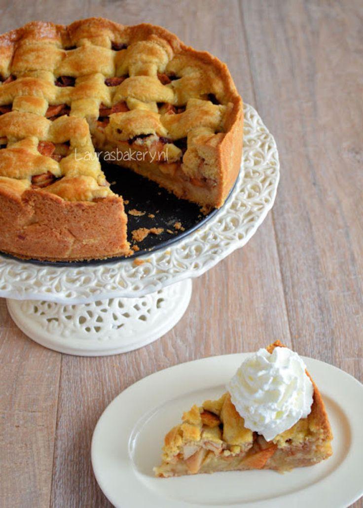 Oma's appeltaart, recept voor de beste appeltaart ooit