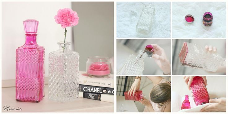 Pink váza -Takács Nóra-  NORIE www.facebook.com/hogyanlegyekjono