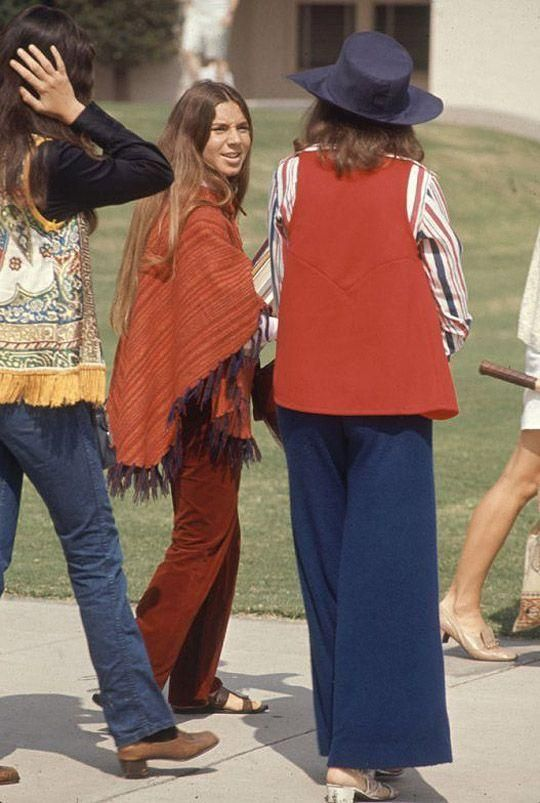 Старшеклассницы, 1969 год