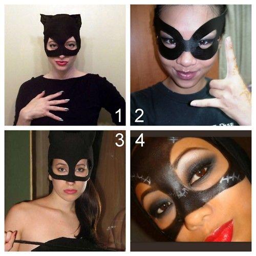 les 25 meilleures id es de la cat gorie costume diy catwoman sur pinterest costume catwoman. Black Bedroom Furniture Sets. Home Design Ideas