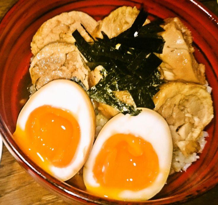 世界で1番美味しい煮卵をのせたラーメン屋並み旨いチャーシュー丼の作り方
