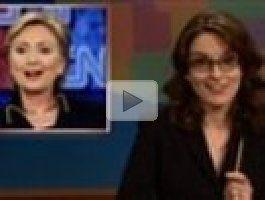 SNL - Tina Fey on Hillary Clinton: Bitch Is The New Black