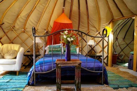 Yurt Holiday Portugal Glamping Turismo Em Portugal
