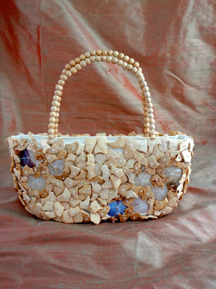 handmade artisan purse, 1 of a kind