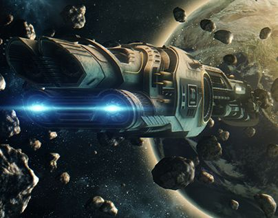 """Check out new work on my @Behance portfolio: """"Earth Invasion""""…"""