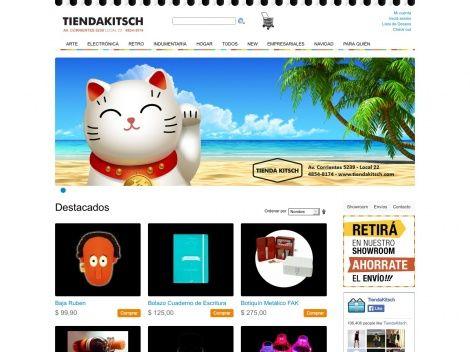 @Tienda Kitsch está en @Guia Purpura: vas a encontrar los objetos y regalos más originales!!