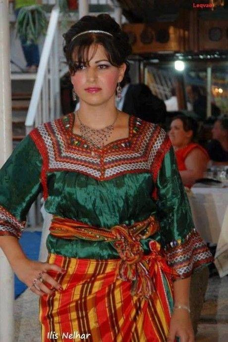 Robe kabyle 2017 azazga