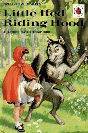 LITTLE RED RIDING HOOD a Vintage Ladybird Book Well Loved Tales Series 606d £8.95
