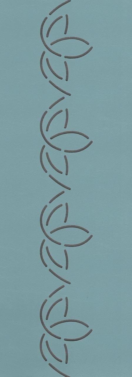 """Flower Border .75"""" - The Stencil Company"""