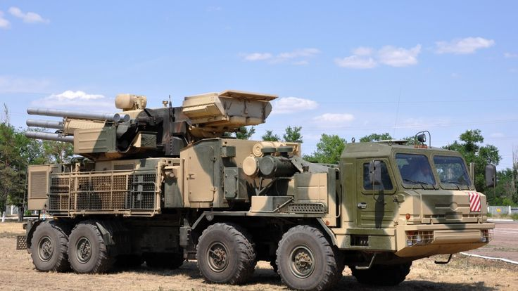 Pantsir-S1, SA-22, Greyhound, artillery, SAM system, Russian Armed Forces, Russia