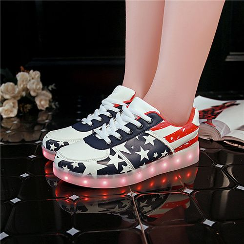 Led Shoes Luminous Insulation Men Unisex Shoes New Comfortable Glowing Led Light Shoes With 11 colors LED Shoes Tenis Feminino-in Men's Casual Shoes from Shoes on Aliexpress.com | Alibaba Group