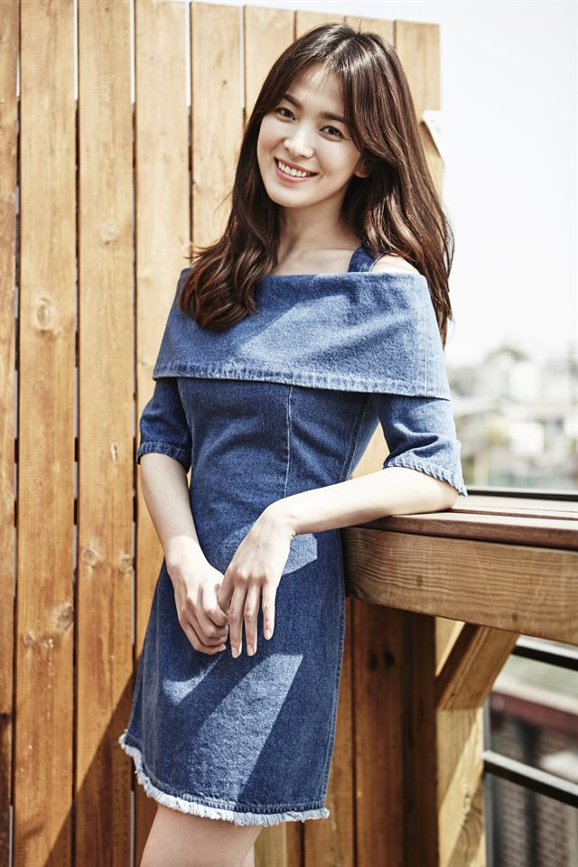 Song Hye Kyo's Post-DOTS Press Meet: Interview Tidbits & Pics (UPDATED 4x) | Couch Kimchi
