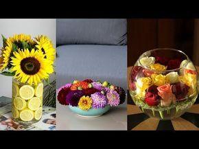 Mit Diesen Tipps Erstellen Sie Auf Eine Einfach Art Und Weise Wunderschöne  Blumenbukette! Das Macht Ein Jeder Fröhlich?!   DIY Bastelideen