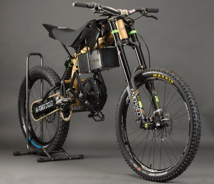 2018 Typhoo Pro Offroad Electric Bike Electric Mountain Bike