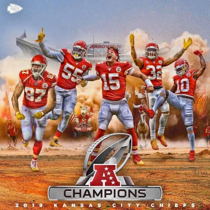 Pin by Linda Berry on Sports in 2020 Kansas city chiefs