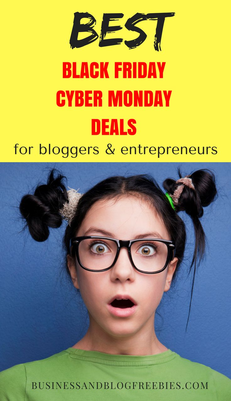 Click through for some of the best black friday deals and cyber monday deals for bloggers and entrepreneurs. Discounts on Convertkit, Teachable, Wordpress themes, and more!