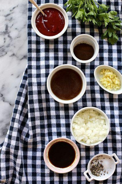 Homemade Steak Sauce by joy the baker, via Flickr