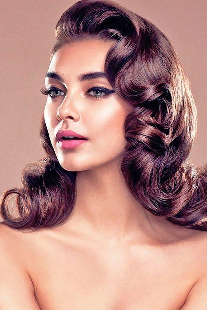 Sensational 1000 Ideas About 50S Hairstyles On Pinterest Pin Up Hairstyles Short Hairstyles For Black Women Fulllsitofus